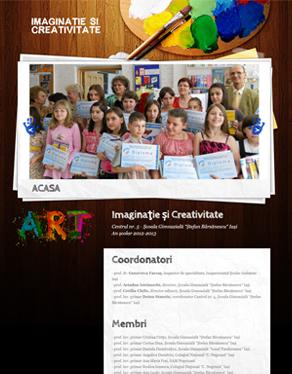 imaginatie si creativitate 2013
